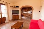 Wohnraum, Küche / living room, kitchen
