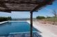 Pool = 17x9 Meter